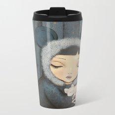 The little Mouse Princess Metal Travel Mug