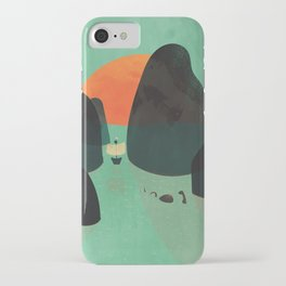 No one ever believed them... iPhone Case