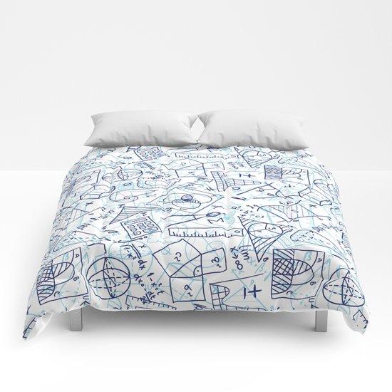 School Chemical #3 Comforters