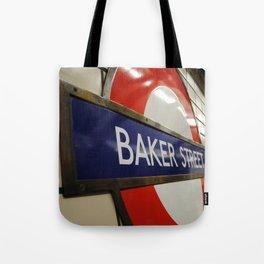 Baker Street Station Tote Bag