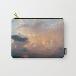 Open Skies, Open Eyes Carry-All Pouch