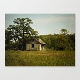 The Simple Things Canvas Print