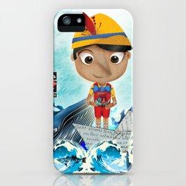 PINOCHO iPhone Case