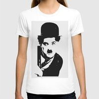 charlie T-shirts featuring Charlie by Liam Schultz