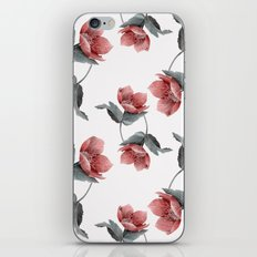 Summer Flowers V iPhone & iPod Skin