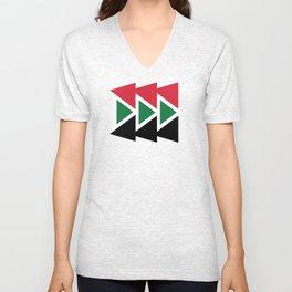 Sudan Unisex V-Neck