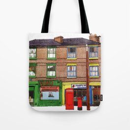 HAPPY FASHION Tote Bag