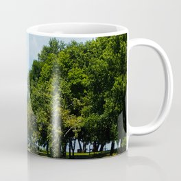 Summer on the Hudson Coffee Mug