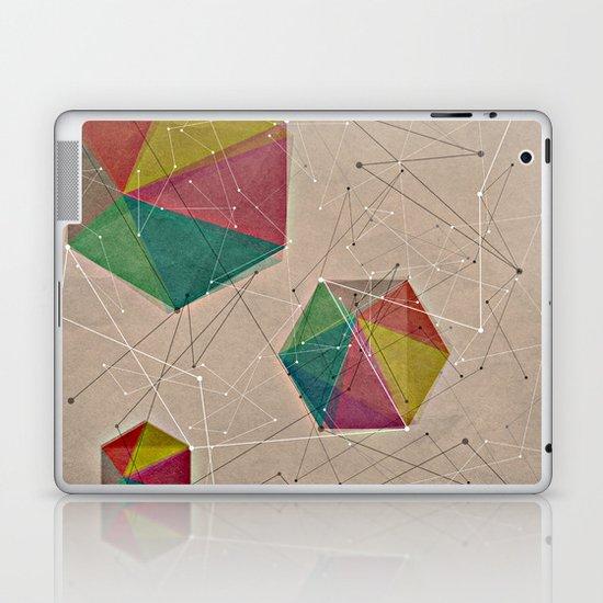GEOMETRIC IV Laptop & iPad Skin