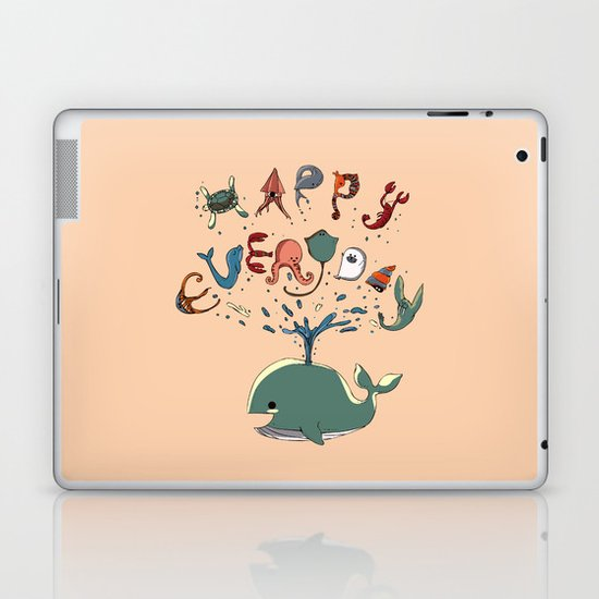 Happy Everyday Laptop & iPad Skin