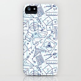 School Chemical #3 iPhone Case