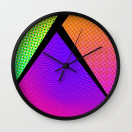 80's grade Wall Clock