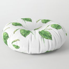 A New Leaf Floor Pillow