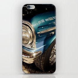 Chevy Nova SS - Part of the Vintage Car Series iPhone Skin