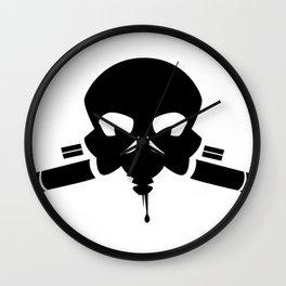 Saints Logo Wall Clock