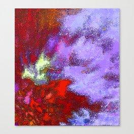 Flight of Pegasus  Canvas Print