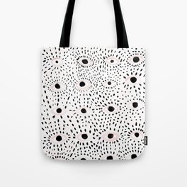 The way you look - destination route Tote Bag