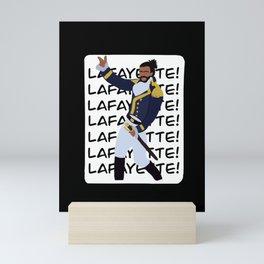 Lafayette (Favorite Fighting Frenchman) Classic T-Shirt Mini Art Print