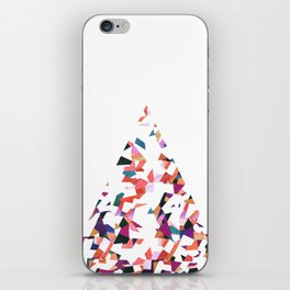 Vivaldi abstraction iPhone Skin