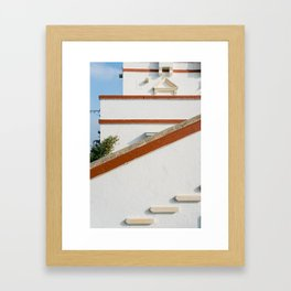 Apulian Dreams - 9 Framed Art Print