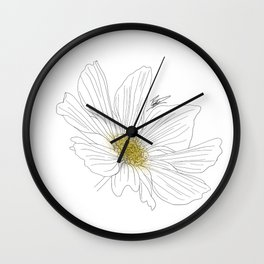Stay Simple Wall Clock