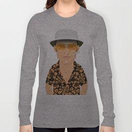 Raoul Duke Long Sleeve T-shirt