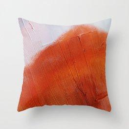 Snapshot Series #2: art through the lens of a disposable camera by Alyssa Hamilton Art Throw Pillow