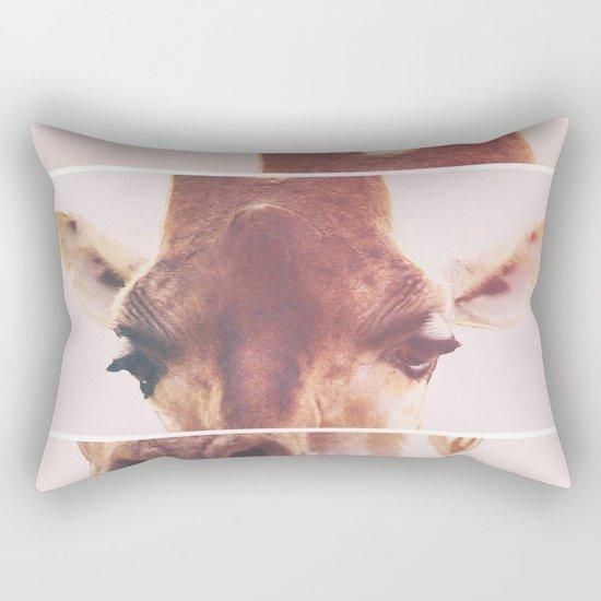 Hidden nature Rectangular Pillow