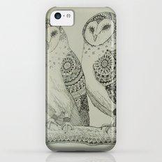 Owls Slim Case iPhone 5c