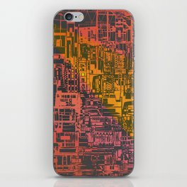 Where Are YOU / Density Series iPhone Skin