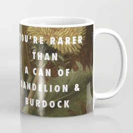 Rarer than LöwenzahnI Coffee Mug