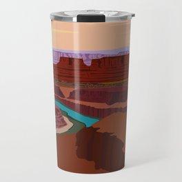 Magnificent Canyonlands National Park, Utah Travel Mug