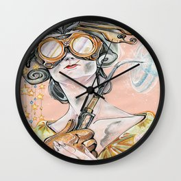 Welder Oiran Wall Clock