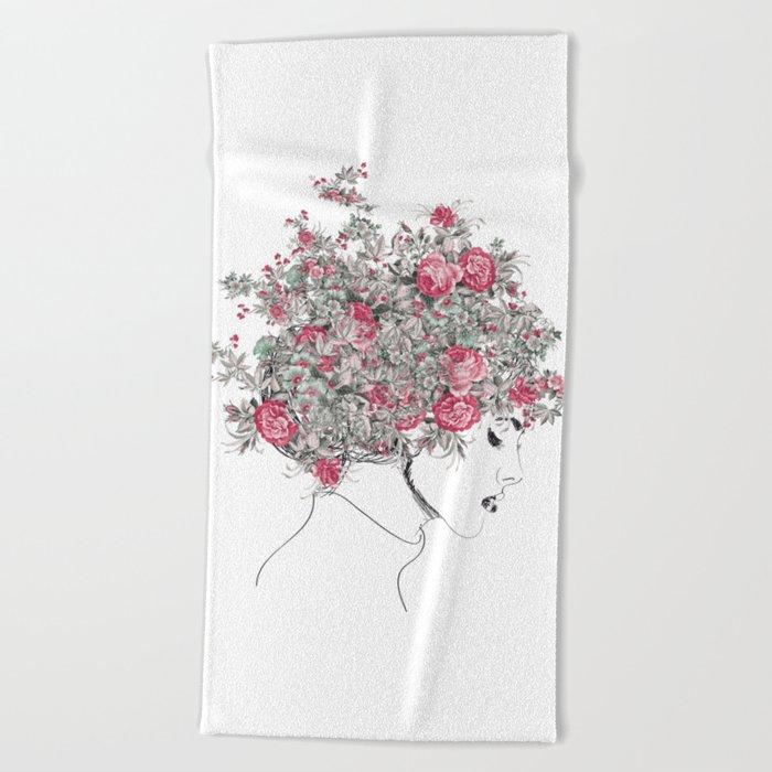 Catherine Beach Towel