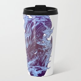 Run. Hide. Survive. Travel Mug