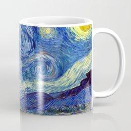 Vincent van Gogh - Starry Night (1889) Coffee Mug