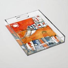 Ciudad Acrylic Tray