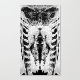 Metamorphine Canvas Print