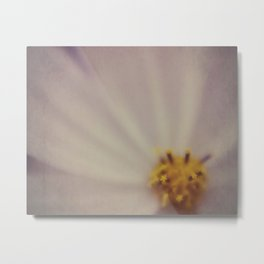 Star Flower Metal Print