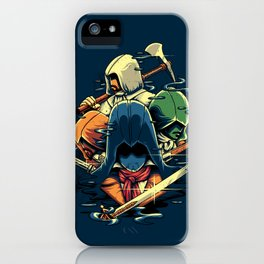 The Assassins iPhone Case