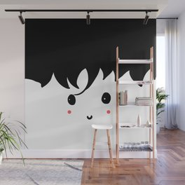 Happy Face T-Shirt Wall Mural