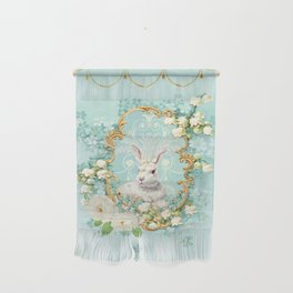 The White Rabbit Wall Hanging