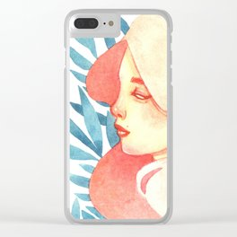 magic forest. fairy tale. Clear iPhone Case