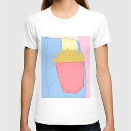 FRENCH FRIES TO-GO T-shirt