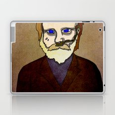 Prophets of Fiction - Frank Herbert /Dune Laptop & iPad Skin