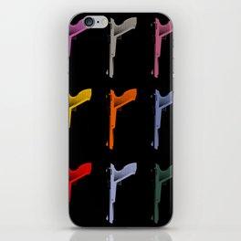 Zapper #3 iPhone Skin