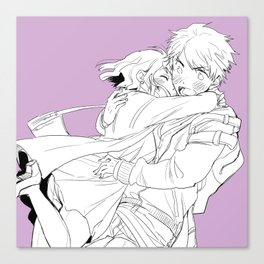 hug! Canvas Print