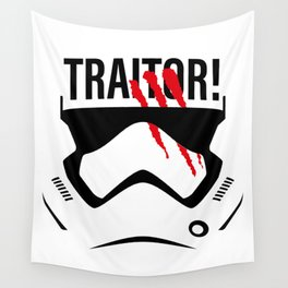 Traitor! Wall Tapestry