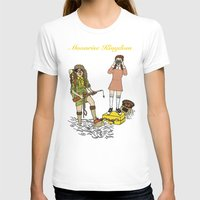 moonrise kingdom T-shirts featuring Moonrise Kingdom by Vincent Galea