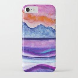 A 0 36 color option iPhone Case